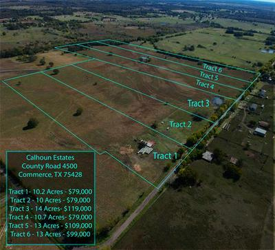 TRACT 2 COUNTY ROAD 4500, Commerce, TX 75428 - Photo 2