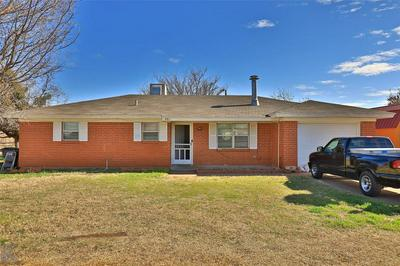 901 ORANGE, MERKEL, TX 79536 - Photo 1