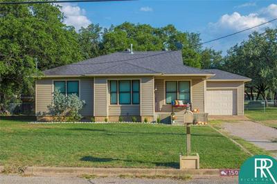 1506 PHILLIPS DR, Brownwood, TX 76801 - Photo 1