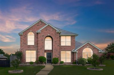 3407 DOGWOOD CT, Sachse, TX 75048 - Photo 1