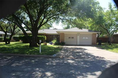3225 PHEASANT DR, Abilene, TX 79606 - Photo 1
