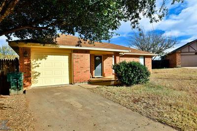 7926 BONNIE CIR, Abilene, TX 79606 - Photo 2