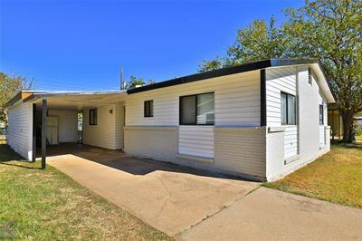 2702 BENNETT DR, Abilene, TX 79605 - Photo 1