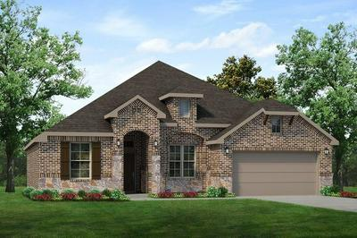 1648 STANCHION WAY, Weatherford, TX 76087 - Photo 1