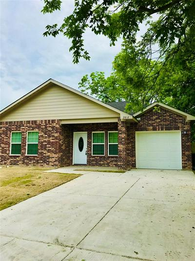 2812 BOURLAND ST, Greenville, TX 75401 - Photo 1
