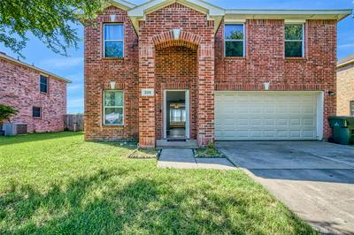 328 CHATMAN ST, Hutchins, TX 75141 - Photo 1