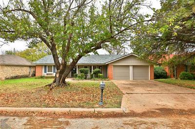 842 HARWELL ST, Abilene, TX 79601 - Photo 1