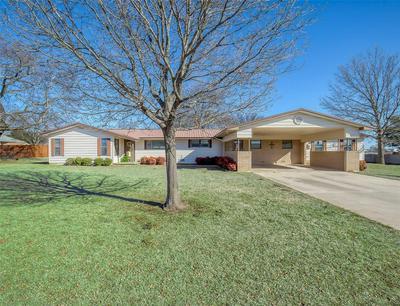 615 E 1ST ST, Muenster, TX 76252 - Photo 1