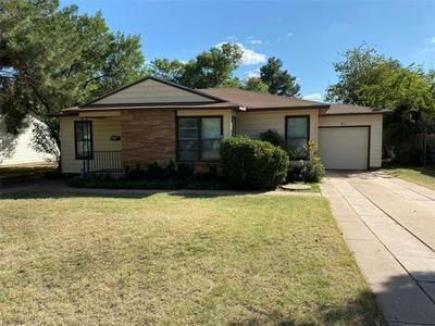 2371 MOORE ST, Abilene, TX 79605 - Photo 1