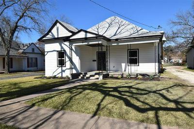 813 E FRANKLIN ST, Hillsboro, TX 76645 - Photo 1