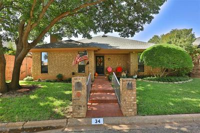 34 SURREY SQ, Abilene, TX 79606 - Photo 1