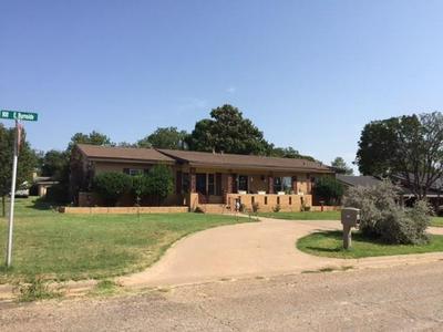 901 E BURNSIDE ST, Rotan, TX 79546 - Photo 2