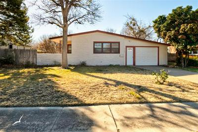 3125 OVER ST, Abilene, TX 79605 - Photo 1