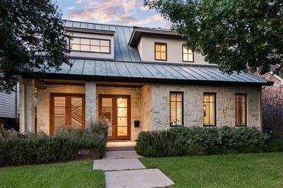 4707 STANFORD AVE, Dallas, TX 75209 - Photo 1