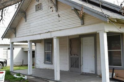 907 WALLIS AVE, SANTA ANNA, TX 76878 - Photo 1