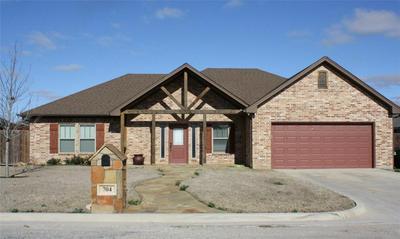 704 MEADOW LN, BOWIE, TX 76230 - Photo 1