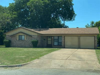 308 JASMINE CT, Burleson, TX 76028 - Photo 1