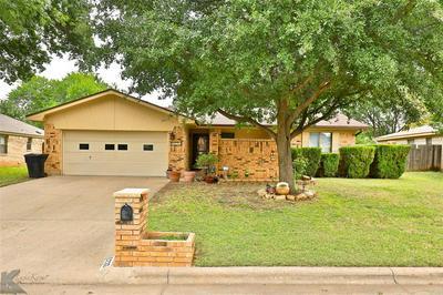 5233 SHADY GLEN LN, Abilene, TX 79606 - Photo 1