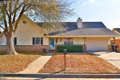 849 CHANTICLEERS LN, Abilene, TX 79602 - Photo 1