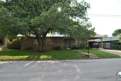 1405 MARIE ST, Comanche, TX 76442 - Photo 1