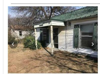 1203 E TARRANT ST, BOWIE, TX 76230 - Photo 1