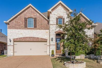 2329 PRAIRIE WIND PATH, Lewisville, TX 75056 - Photo 1