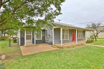 1120 8TH ST, Anson, TX 79501 - Photo 2