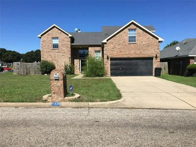 436 ROOSEVELT AVE, Terrell, TX 75160 - Photo 2