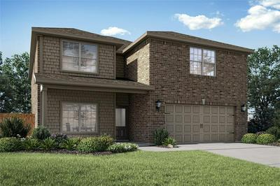 433 LOWERY OAKS TRAIL, Fort Worth, TX 76120 - Photo 1
