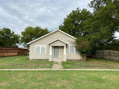 503 N AVENUE F, Haskell, TX 79521 - Photo 1