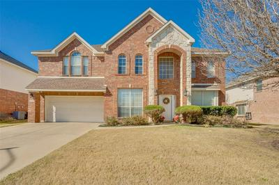 8308 ROCK CANYON CT, FORT WORTH, TX 76123 - Photo 1