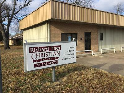 100 E HOUSTON ST, MERIDIAN, TX 76665 - Photo 1