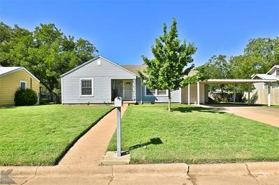 1742 JEANETTE ST, Abilene, TX 79602 - Photo 2