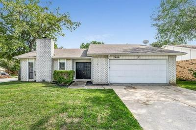 7840 BERMEJO RD, Fort Worth, TX 76112 - Photo 1