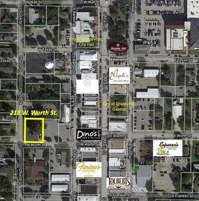 218 WORTH STREET, Grapevine, TX 76051 - Photo 1