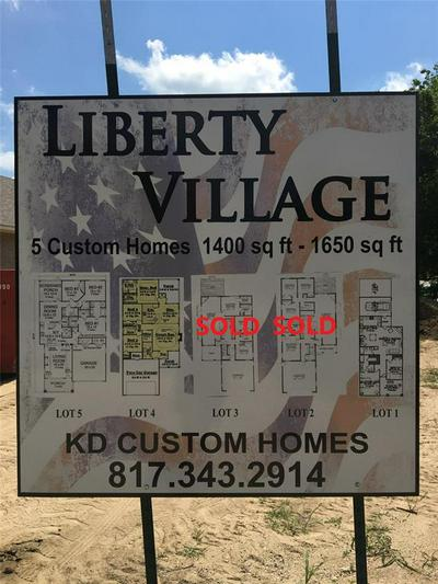 1316 LIBERTY ST, Weatherford, TX 76086 - Photo 1
