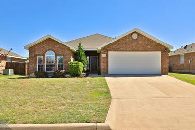 249 COTTON CANDY RD, Abilene, TX 79602 - Photo 1