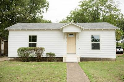 3016 FITZHUGH AVE, Fort Worth, TX 76105 - Photo 1