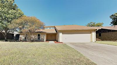 736 SPRING VALLEY DR, HURST, TX 76054 - Photo 1