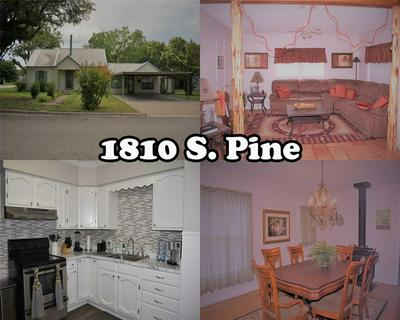 1810 S PINE ST, Brady, TX 76825 - Photo 1