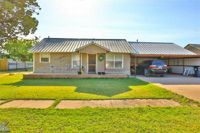 1521 AVENUE N, Anson, TX 79501 - Photo 1