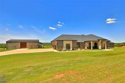650 RANCH RD, Buffalo Gap, TX 79508 - Photo 1