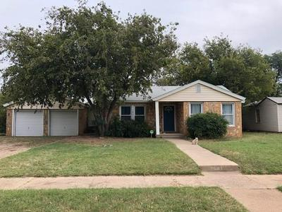 1801 JACKSON ST, Abilene, TX 79602 - Photo 1