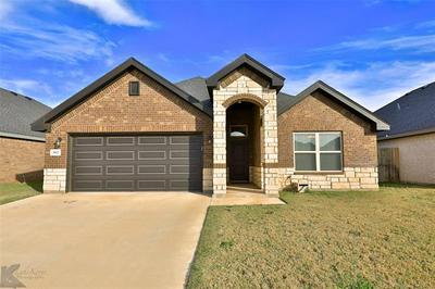 3822 BETTES LN, Abilene, TX 79606 - Photo 1