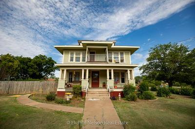 502 S ORIENT ST, Stamford, TX 79553 - Photo 1