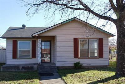 223 AVENUE M, Anson, TX 79501 - Photo 1