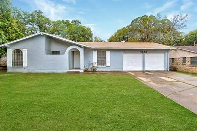 6512 MELINDA DR, Forest Hill, TX 76119 - Photo 1
