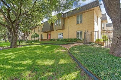 4320 BELLAIRE DR S APT 217W, Fort Worth, TX 76109 - Photo 1