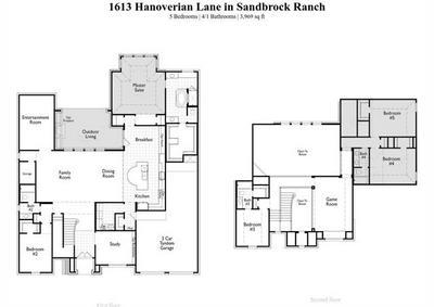 1613 HANOVERIAN LANE, Aubrey, TX 76227 - Photo 2