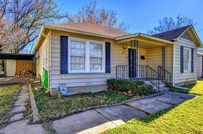 1817 N WHARTON ST, Sherman, TX 75092 - Photo 1